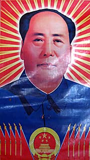 Mao Tse Tung Poster by Asienreisender