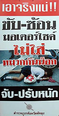 Traffic Accidents in Thailand