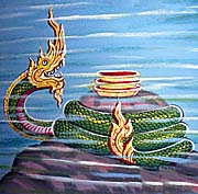 Naga in Thailand