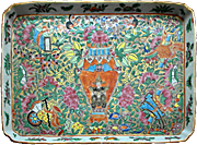 Plate in Wat Mahathat