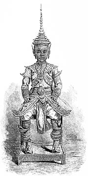 Son of King Mongkut