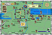 'Map of Angkor's Capital' by Asienreisender