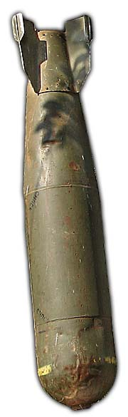 American Cluster Bomb Shell in Laos by Asienreisender