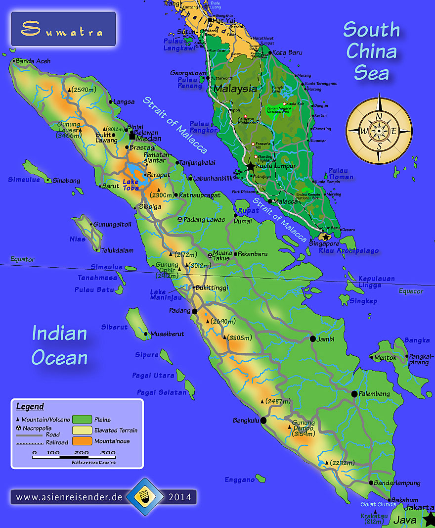 Interactive map of sumatra by asienreisender gumiabroncs Gallery