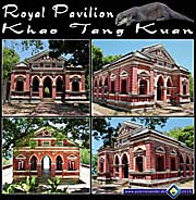'The Royal Pavilion Khao Tang Kuan in Songkhla' by Asienreisender
