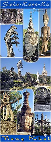 Thumbnail 'Sculpture Park in Nong Khai' by Asienreisender