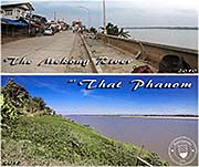 Thumbnail 'The Mekong River at That Phanom' by Asienreisender