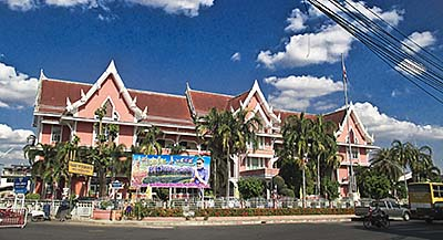 'The City Hall of Yasothon' by Asienreisender
