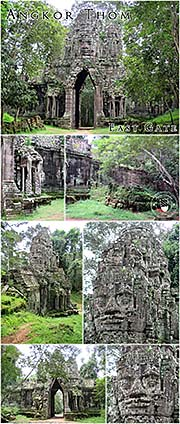 'Angkor Thom | East Gate' by Asienreisender