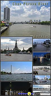 'Chao Phraya River' by Asienreisender