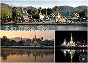 'Mae Hong Son Lake | North Thailand' by Asienreisender
