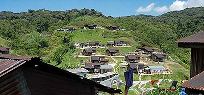 'An Orang Aslli Village in the Cameron Highlands' by Asienreisender