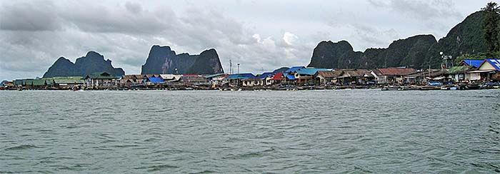 'Ko Panyi | Bay of Phang Nga' by Asienreisender