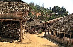 'A Tribal Village in Mae Hong Son Province' by Asienreisender
