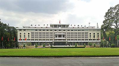'Reunification Palace | Presidential Palace Saigon' by Asienreisender