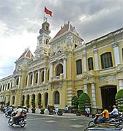 'City Hall | People's Committee Hall | Saigonl' by Asienreisender