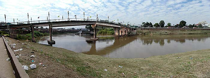Nan River at Phitsanulok